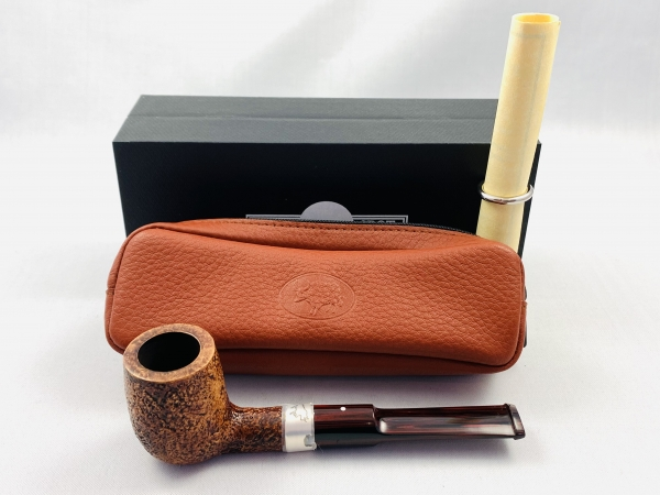 Dunhill Pfeife 'Year of the Ox' 2021 - Limited Edition Nummer 119 / 198 Modell County