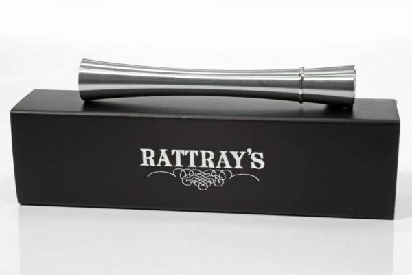 Rattray's Stopfer The Bone Pfeife Chrome Satiniert pipe tamper
