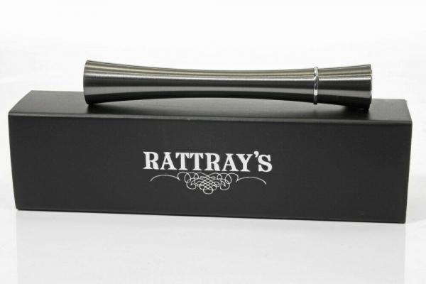 Rattray's Stopfer The Bone Pfeife Gun Metal pipe tamper