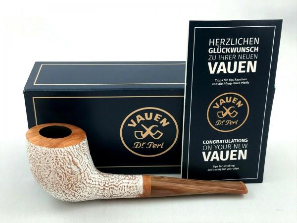 VAUEN Fuji 4292 Pfeife - 9mm Filter Made in Germany
