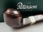 Preview: Peterson Pfeife Irish Harp 80S - 9mm Filter System - 925 Sterling Silber